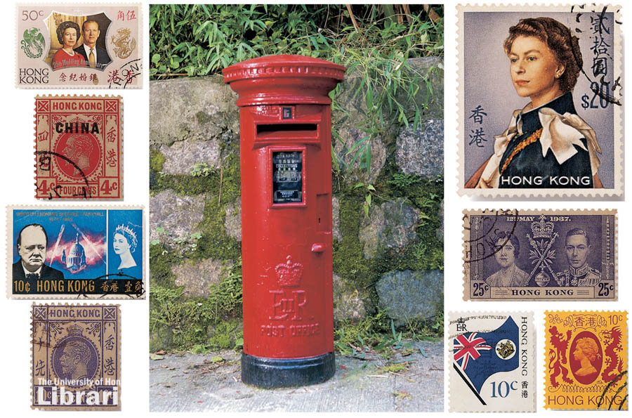 Royal Mail and Stamps
