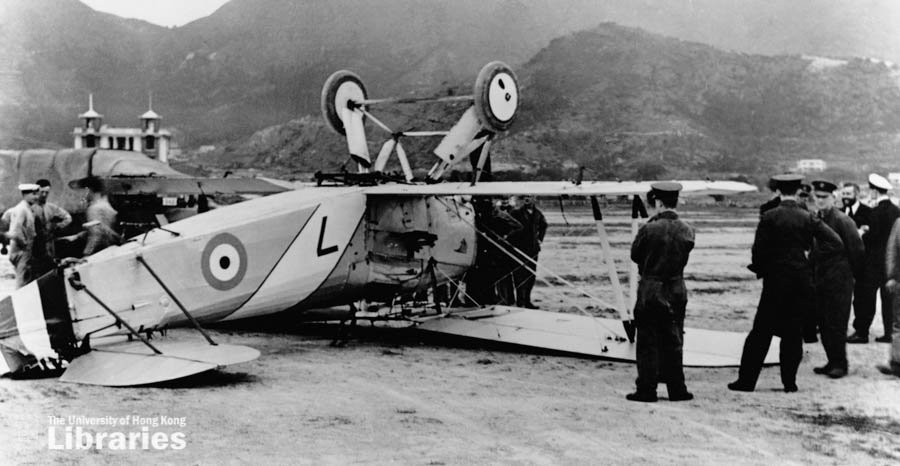 1928 light aircraft