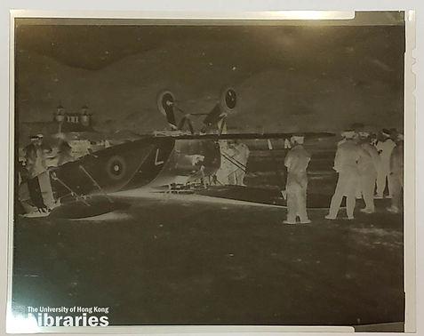 1928 light aircraft negative