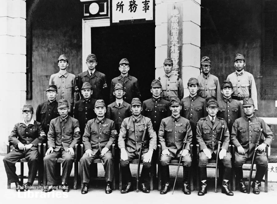 Senior Japanese Officers
