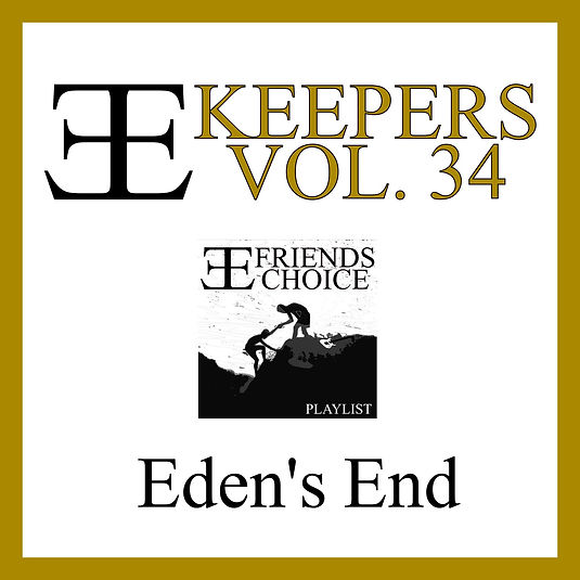 Eden's End - KEEPERS Vol. 34
