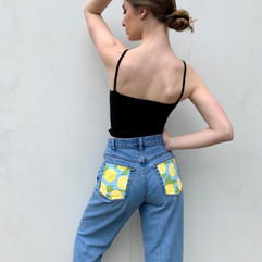 Lemon Pants