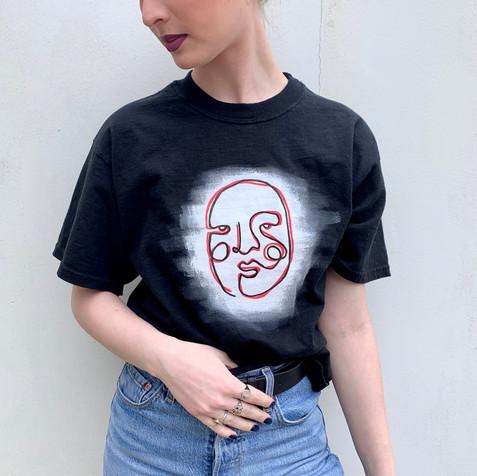 Blind Contour T-shirt