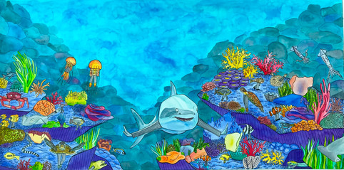 Underwater Limbed Creatures