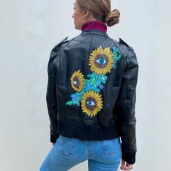 Sunflower Eyes Jacket