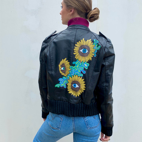 Sunflower Eyes Jacket