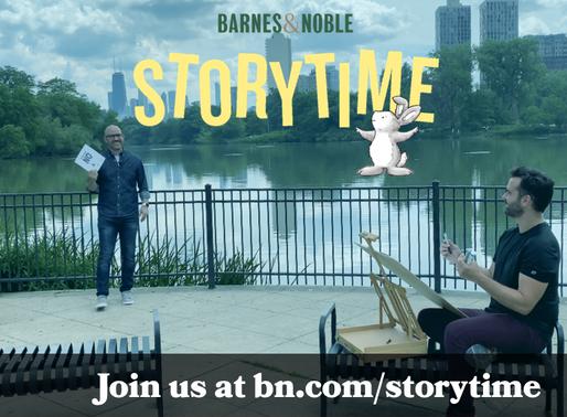 Barnes & Noble Storytime!