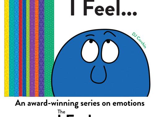 I Feel... gets a wonderful Kirkus Review!