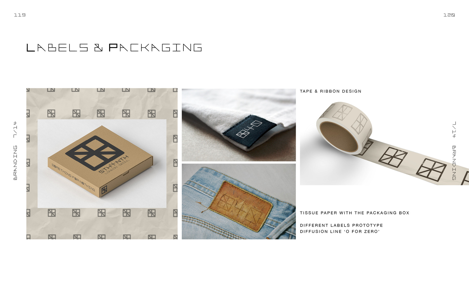 Early Concept & Branding