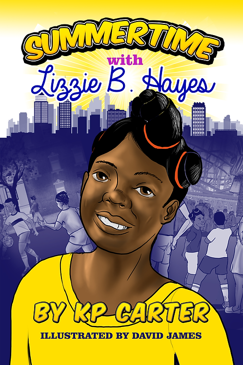Summertime with Lizzie B. Hayes