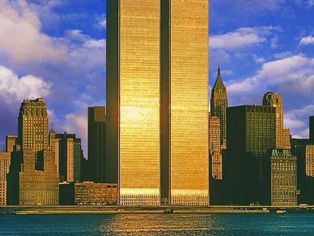 REFLECTIONS ON 9/11 -  20 YEARS LATER