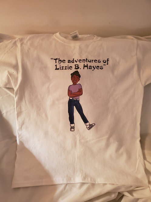 Lizzie B. Hayes Limited Edition T-Shirt.
