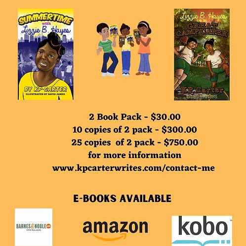 Lizzie B. Hayes 2 Book Pack