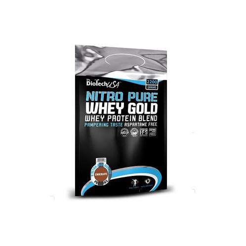 Biotech Nitro pure Whey Gold 2,2kg   fitnessfreak69