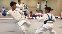 First kumite _mauricio_m25 good job!!