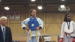 SUSY MEDALS KUMITE