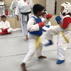 Our little ones! Oss!