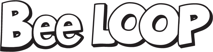 Logo Bee Loop