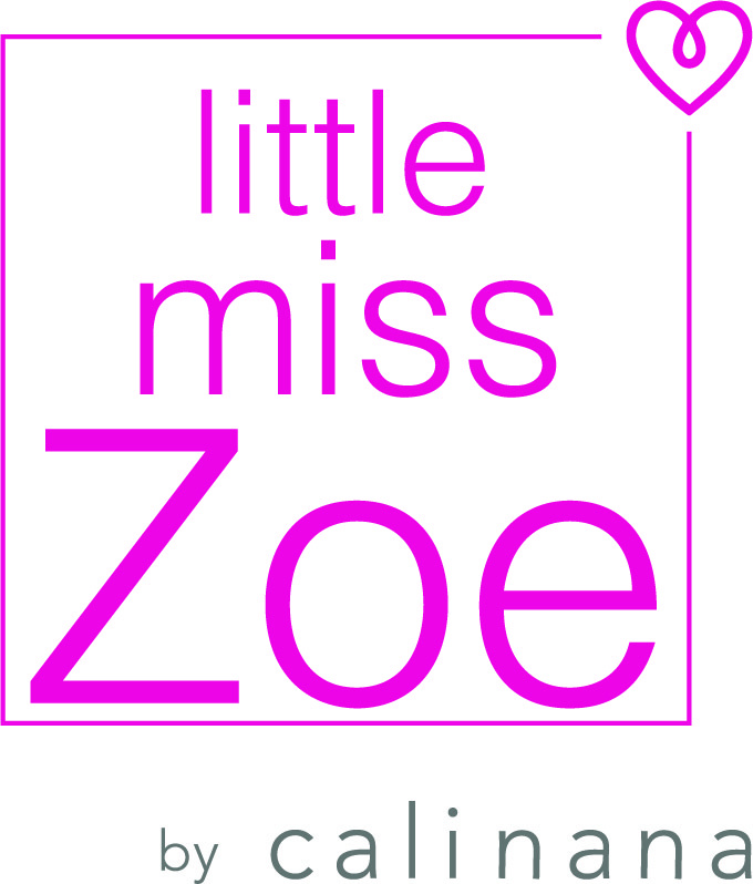 little miss zoe by calinana logo_pink