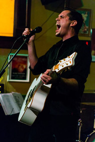 Performing Live at The Peerless