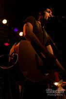 Performing Live at The Masquerade