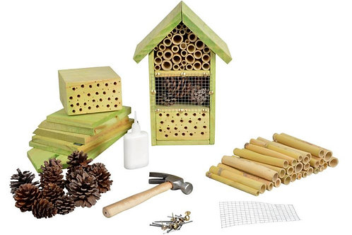 Bug Hotel Making Party
