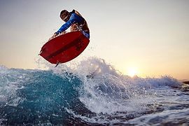 super yacht wakesurf service