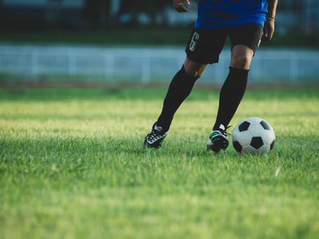 Exames por imagem na avaliação de jogador de futebol
