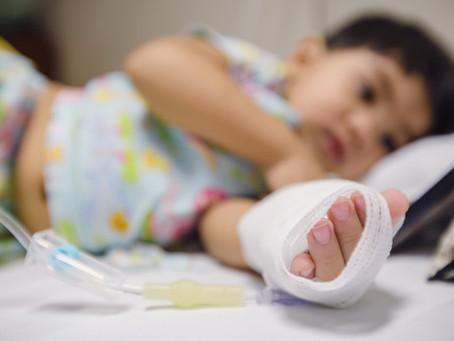 A cada ano, cerca de 12 mil novos casos de câncer infantil são diagnosticados no Brasil