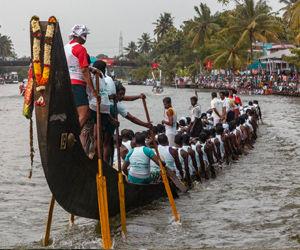 Aranmula Snake Boat Race