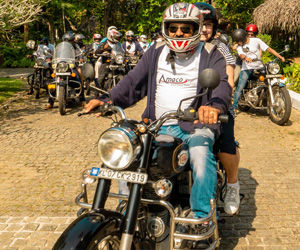 Royal Enfield bullet Rally