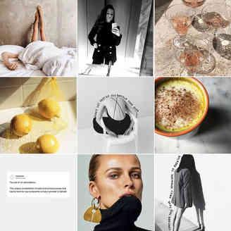 Wellness Skincare Instagram Feed