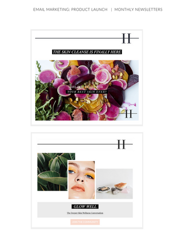 Fashion Wellness Consultation Leaf Botanical Radish Texture