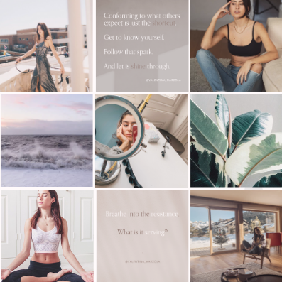 Valentina Marzola Instagram Feed