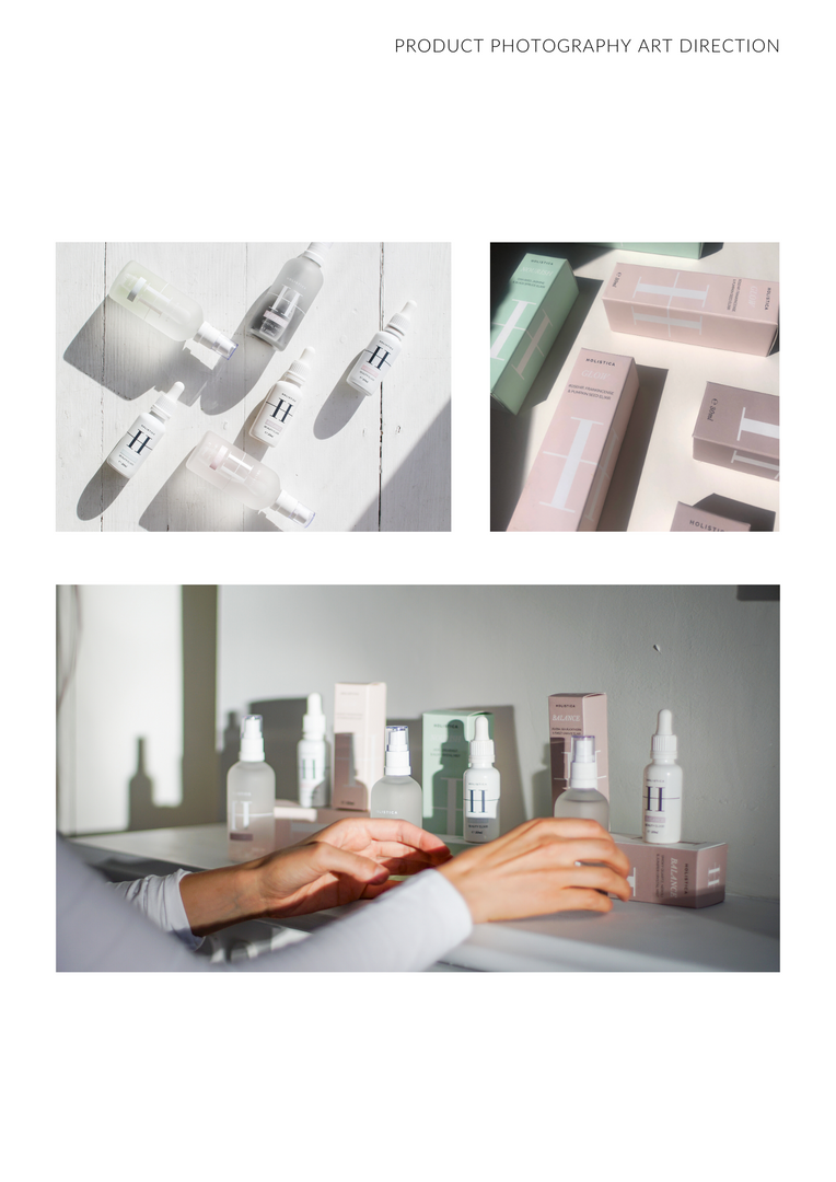 Crystal Charged Skincare Hands Bottles