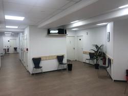 Salle d'attente médecin-Podologue