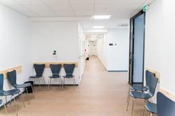 salle attente Kiné-Ostéo-Psychomotricienne