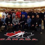Certification Haute Performance II Hockey Canada à Calgary