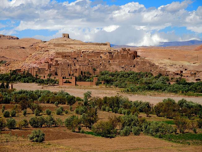 Aït Benhaddou Morocco