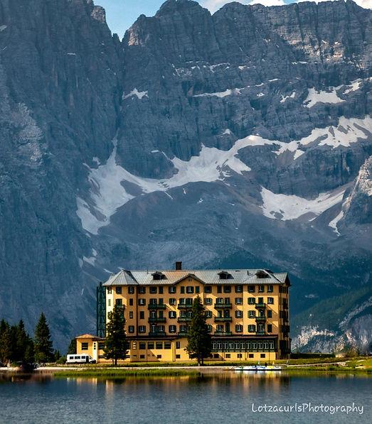 Grand Misurino Hotel Dolomites Italy