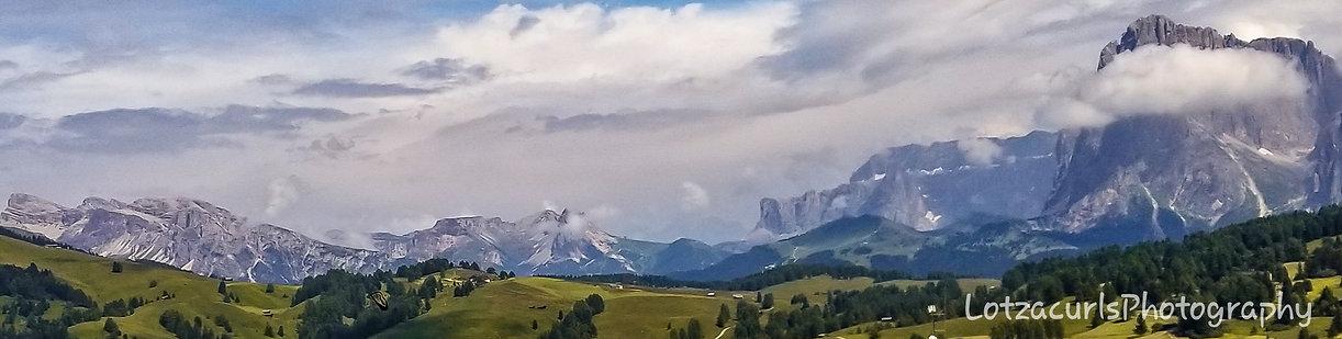 Alpe di Suisi Dolomites Italy