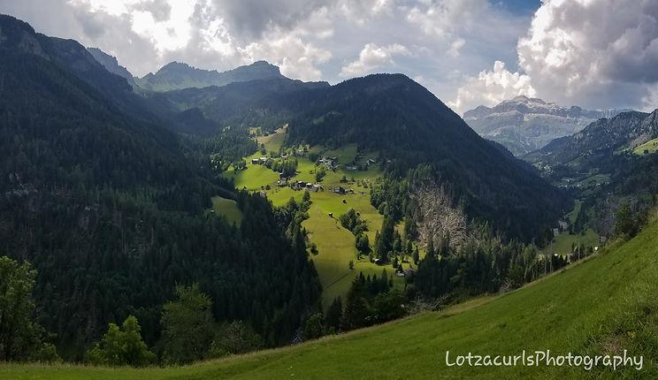 Dolomites Italy mountain roads