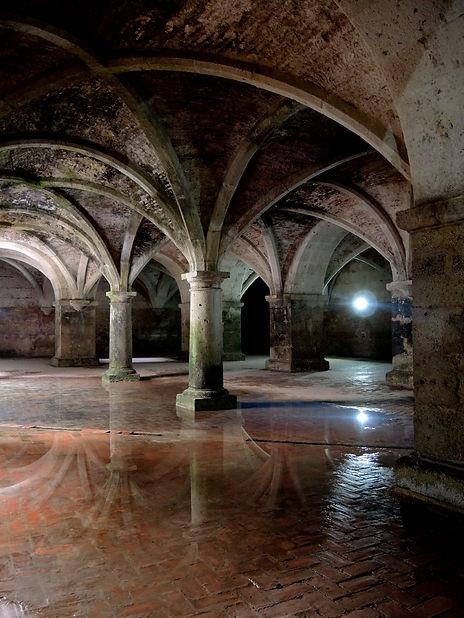 El Jadida cistern Morocco