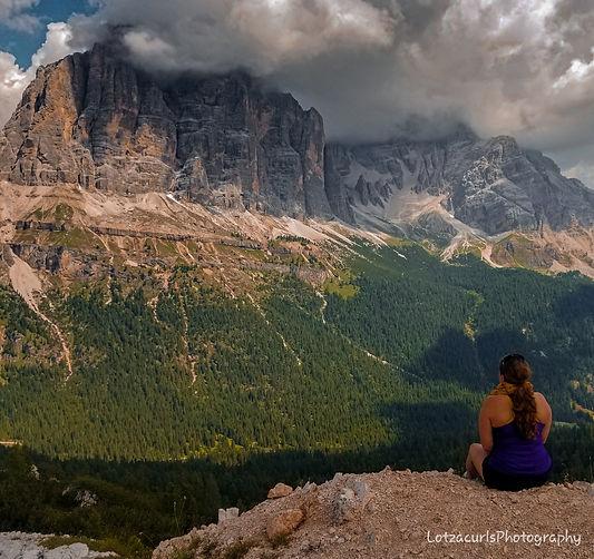 Dolomites Cortina d'Ampezza Italy