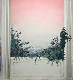 Wedding Mural