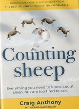 Counting Sheep book by author Craig Anthony