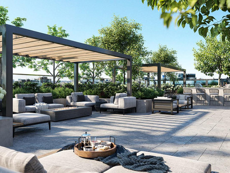 8 new Toronto condos with rooftop terraces now on the market