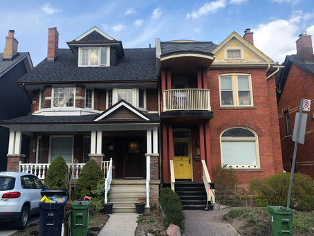 The average price of a Toronto home grew by more than $100K over the past year