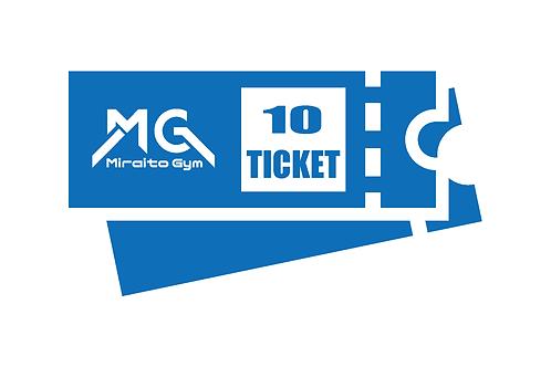 MGチケット(10枚)