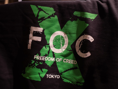 【FREEDOM_OF_CREED】ショップサイトのデザインを一新!